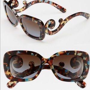 Prada Baroque 54mm Sunglasses